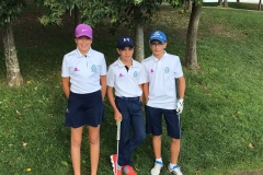 Foto Squadra Under 14 Trofeo Sabini 2017