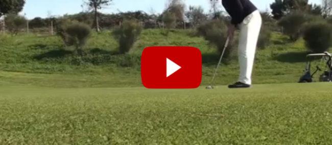 [VIDEO] Un esercizio per migliorare il Putt